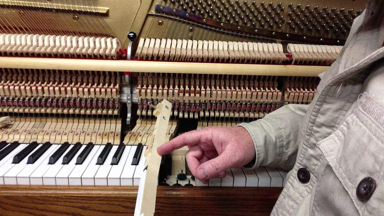 piano repair troy