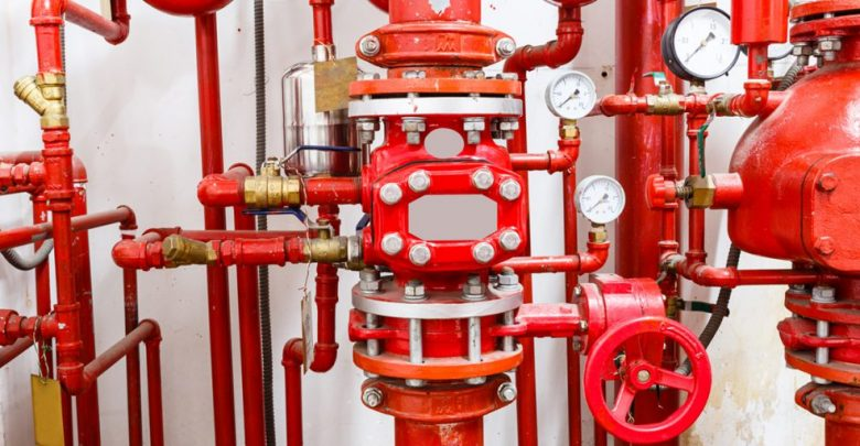 5 year fire sprinkler testing california