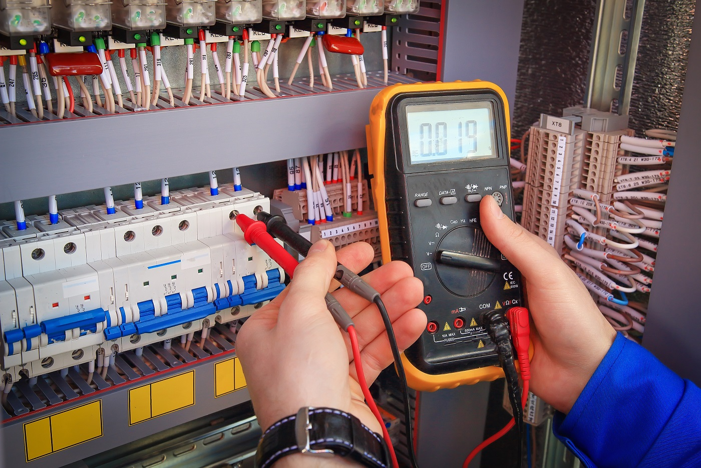 electrical testing equipment distributor